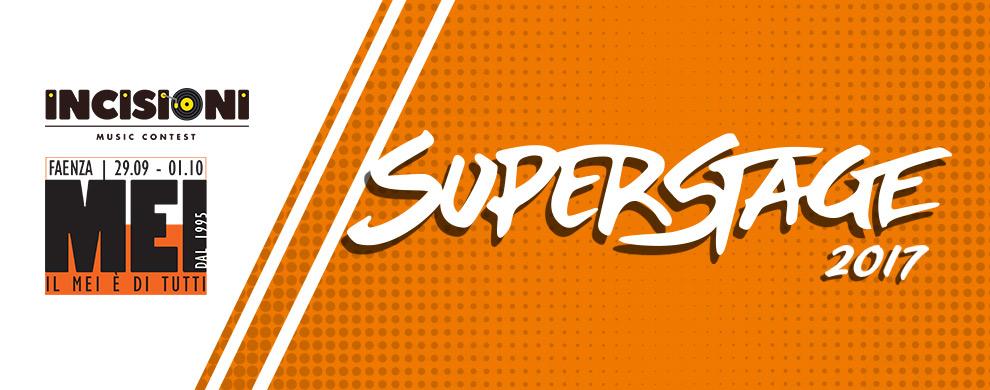 MEI Superstage, prorogato fino al 15 agosto il termine ultimo per iscriversi!