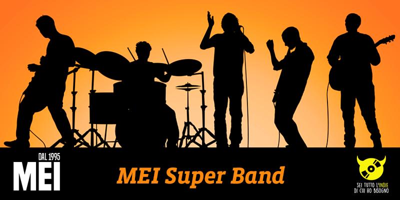 MEi Super Band 2017 // Dopo chitarristi, bassisti e cantanti, quali saranno i migliori BATTERISTI della musica alternativa italiana?