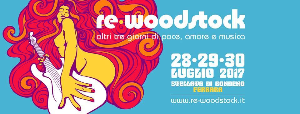 Re-Woodstock, tre giorni speciali per rivivere un sogno. Verso nuove edizioni di successo, in collaborazione col MEI!