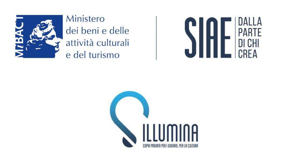 Tutti i vincitori del bando Sillumina: oltre 6 milioni di euro per oltre 200 progetti per i giovani artisti da Mibact e SIAE